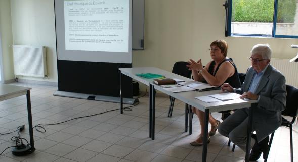 Assemblée générale de Devenir en Vermandois