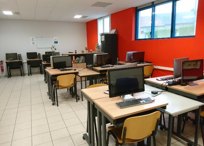 Informatoque salle