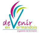 Logo devenir en vermandois